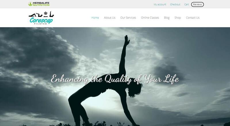 Corescap Pilates